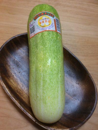 【加賀野菜】加賀太きゅうり