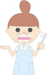 歯と口の健康習慣*カラー