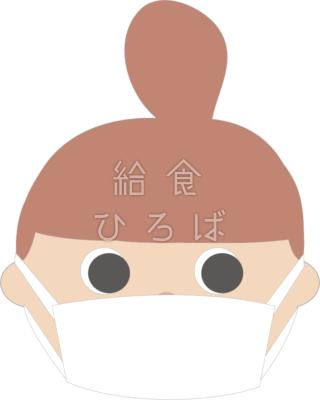 みらいちゃん-マスク*カラー